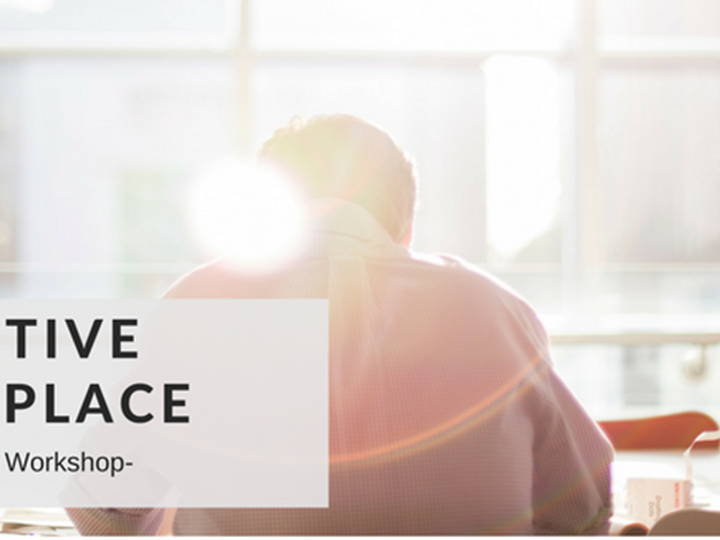 WORKSHOP+MEETUP: Positive Workplace