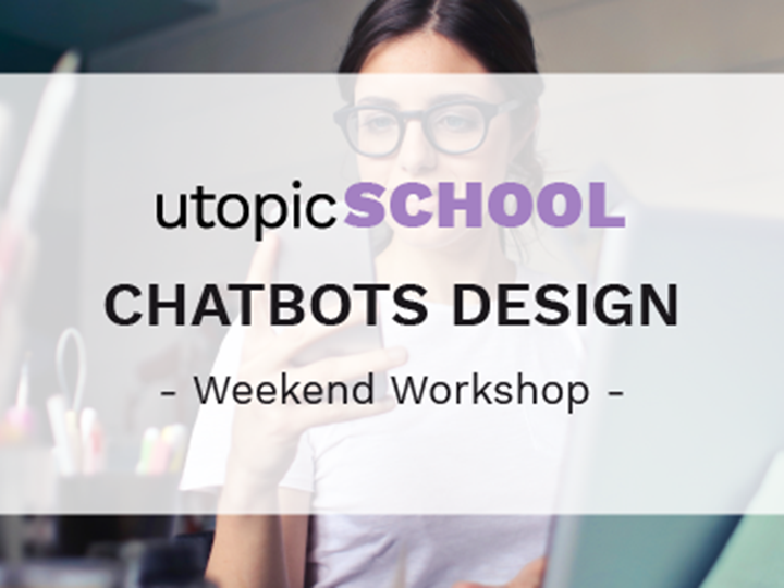 Chatbots Design Workshop: Edición Barcelona